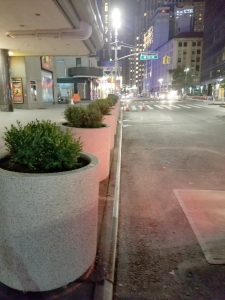 Security planters