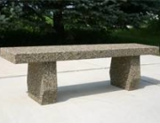 Patio Style Bench
