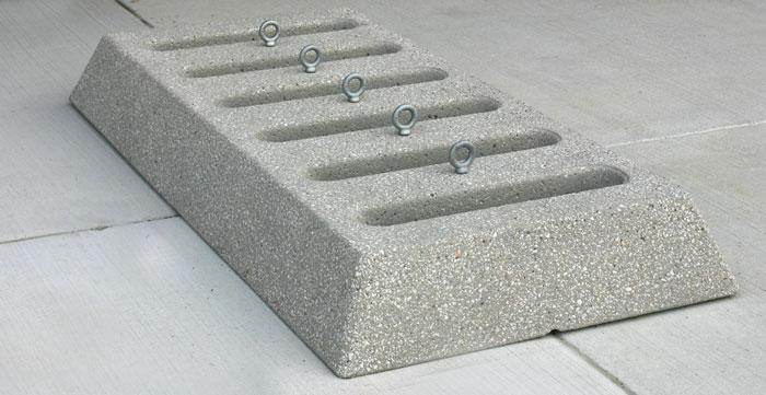 Bike Rack Br6231 Doty Concrete