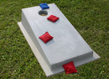 B Y O Bags Outdoor Cornhole Sets Archives Doty Concrete
