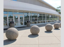 Sphere Bollards