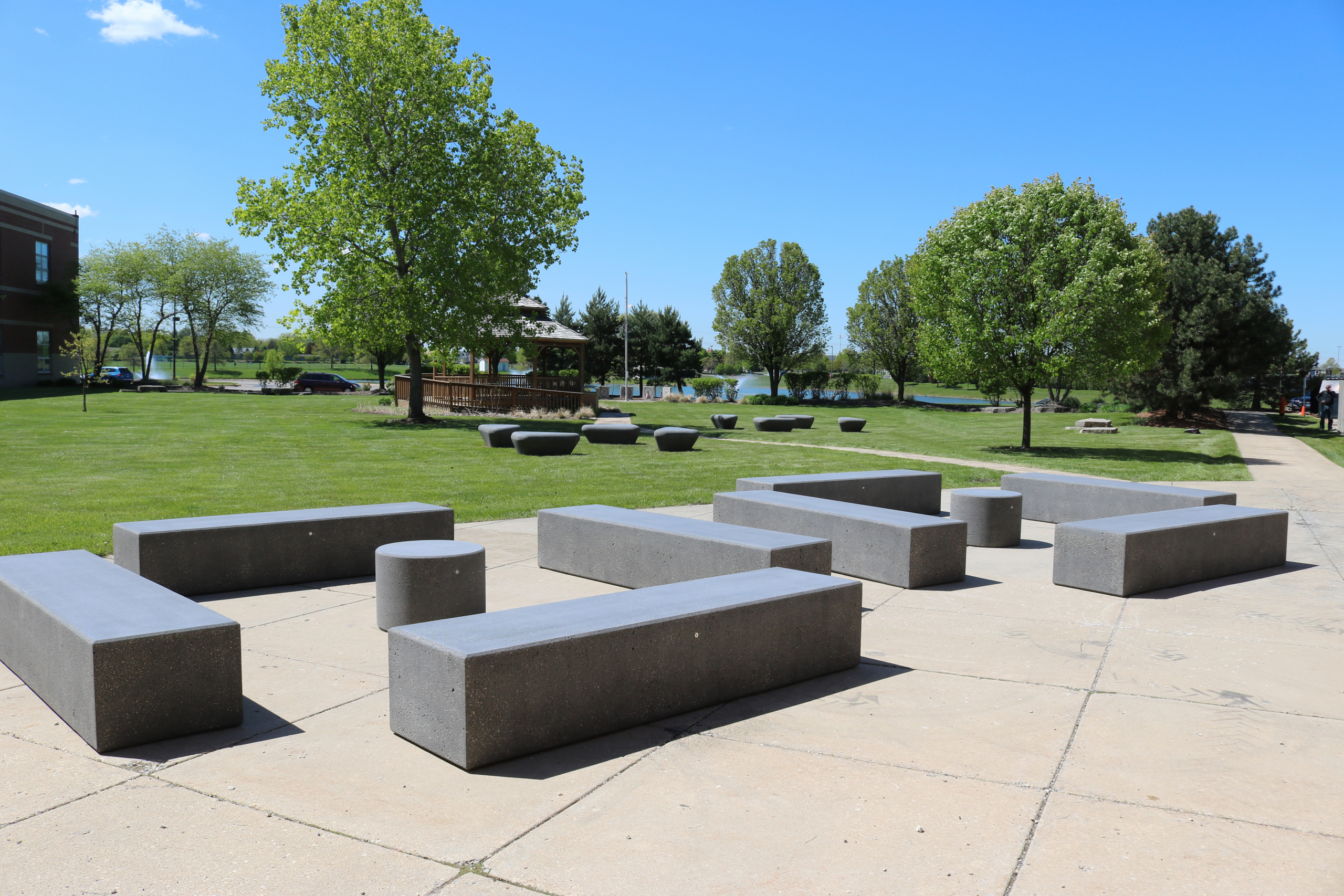 Outdoor Classrooms by Doty and Sons